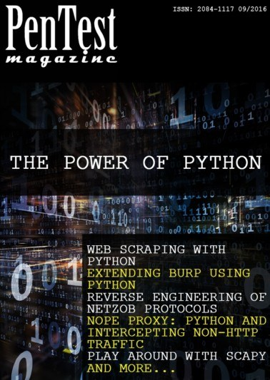 PenTest: The Power of Python